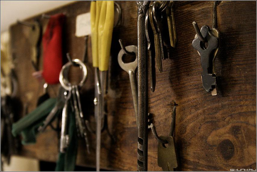 ...от твоего сердца - ключи фото фотосайт