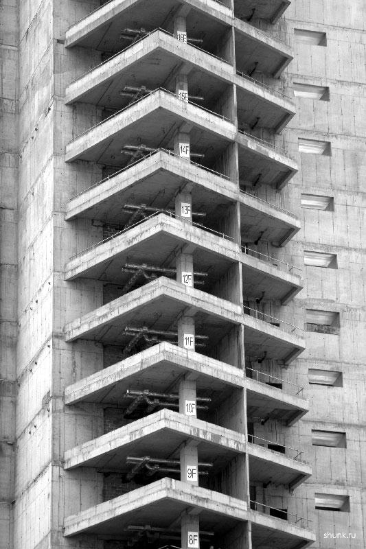 Предрассудок 1 - архитектура здания этажи фото фотосайт