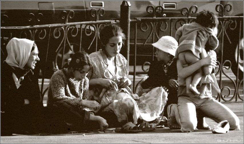 На вокзале - безпризорные дети фото фотосайт