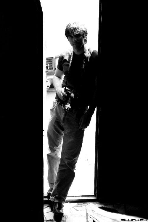 Немного о себе - фото я сам портрет с фотоаппаратом фото фотосайт