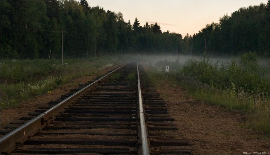 Железнодорожная тема (продолжение) - придумайте кто-нить название фото фотосайт
