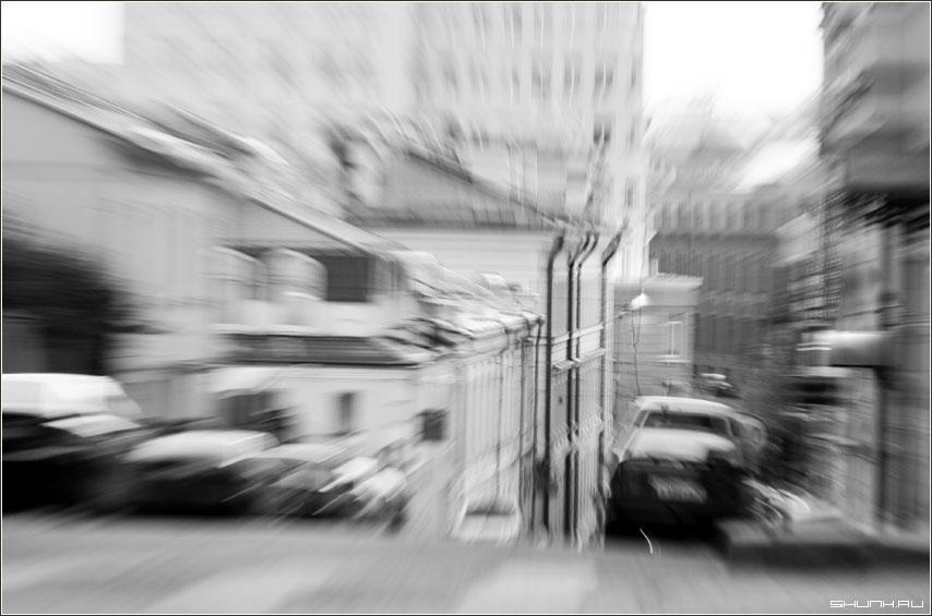 Динамика - чб чернобелое движение фото фотосайт