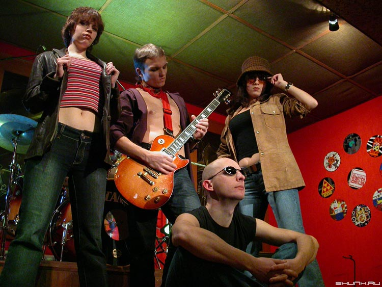Группа - группа люди музыка музыканты фото фотосайт