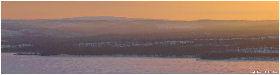 Норвежские дали - окрестности никеля фото фотосайт