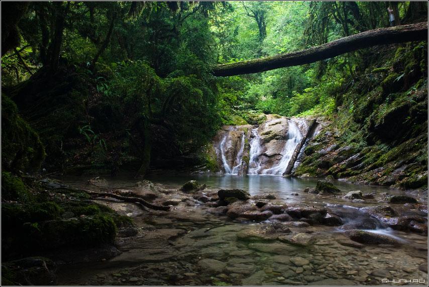 Долгая пауза - сочи 33 водопада экскурсия водопад фото фотосайт