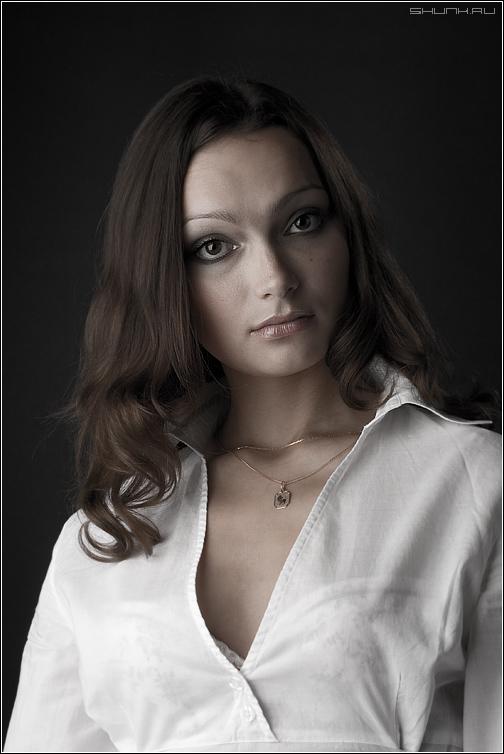 Портрет девушки - Мальвина портрет актриса студия фото фотосайт