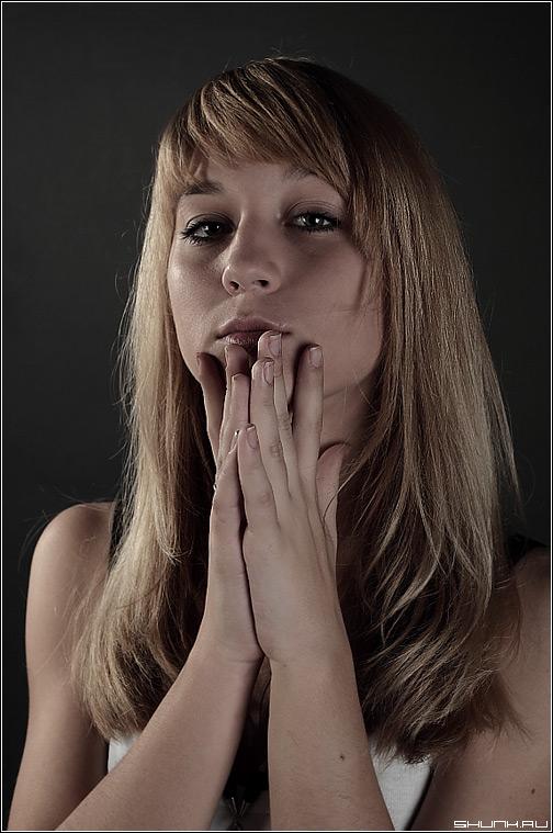 Портрет молодой леди - алена портрет студия фото фотосайт