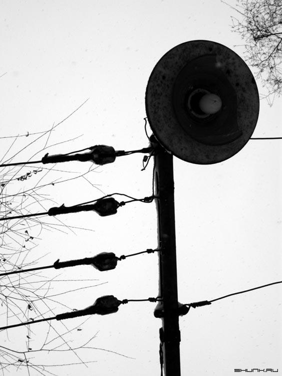 Фонарь - фонарь небо b&w фото фотосайт