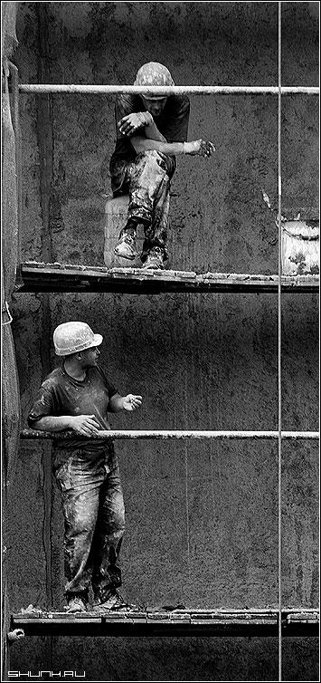 Про строителей - рабочие стройка профессии фото фотосайт