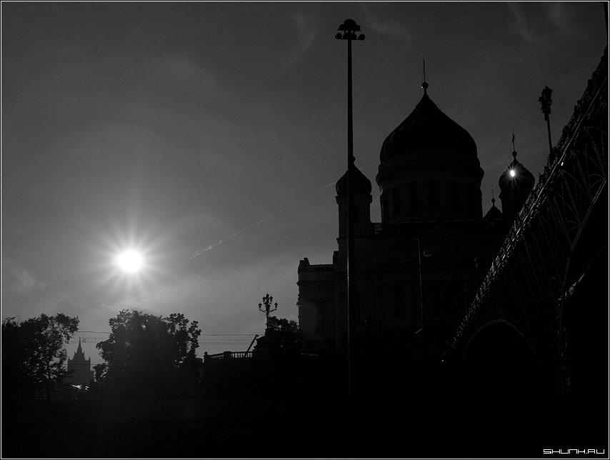 Про два солнца - москва ххс чб черно-белое чб фото фотосайт