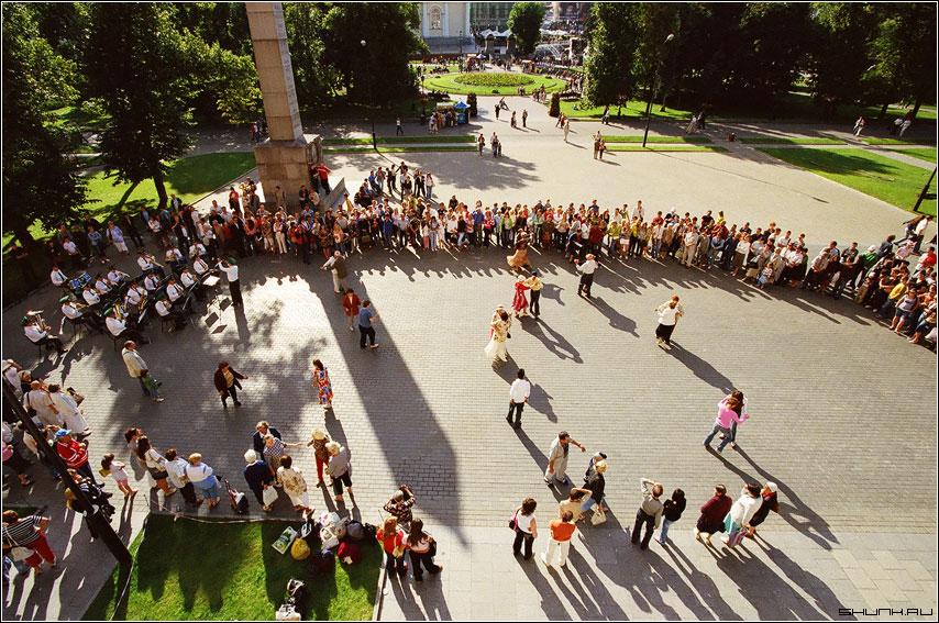 Воспоминания о лете - лето манежка танцы оркестр фото фотосайт