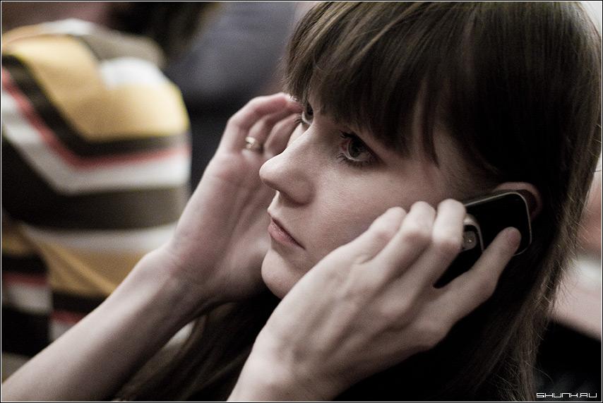 Важный разговор - катя мобильный кольцо руки телефон фото фотосайт