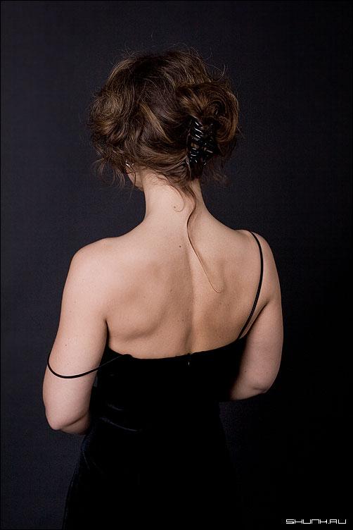 Локон - студия платье прическа локон фото фотосайт