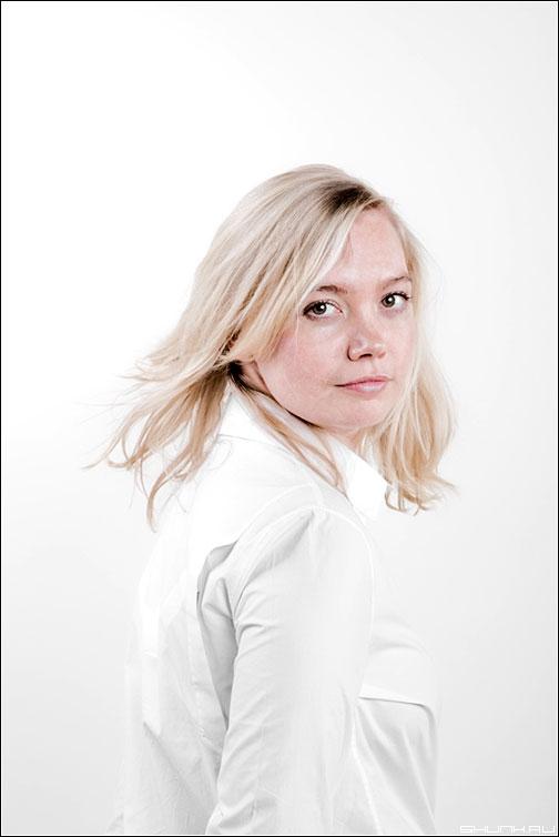 P.S. - студия портрет белое волосы фото фотосайт