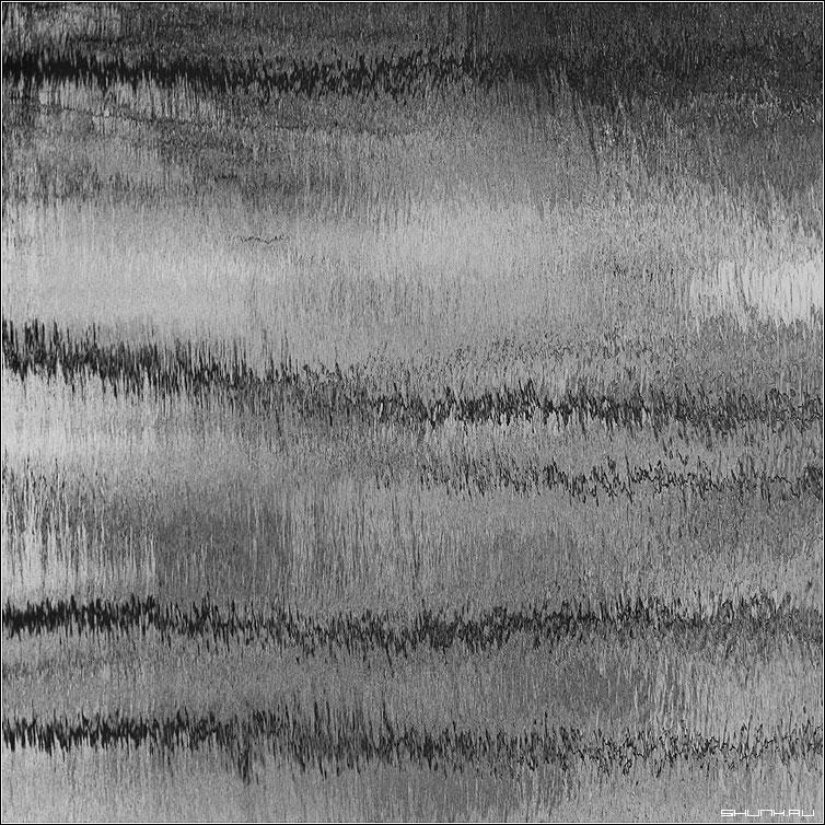 Весенняя тахикардия - весна вода река рябь ветер отражение квадрат фото фотосайт