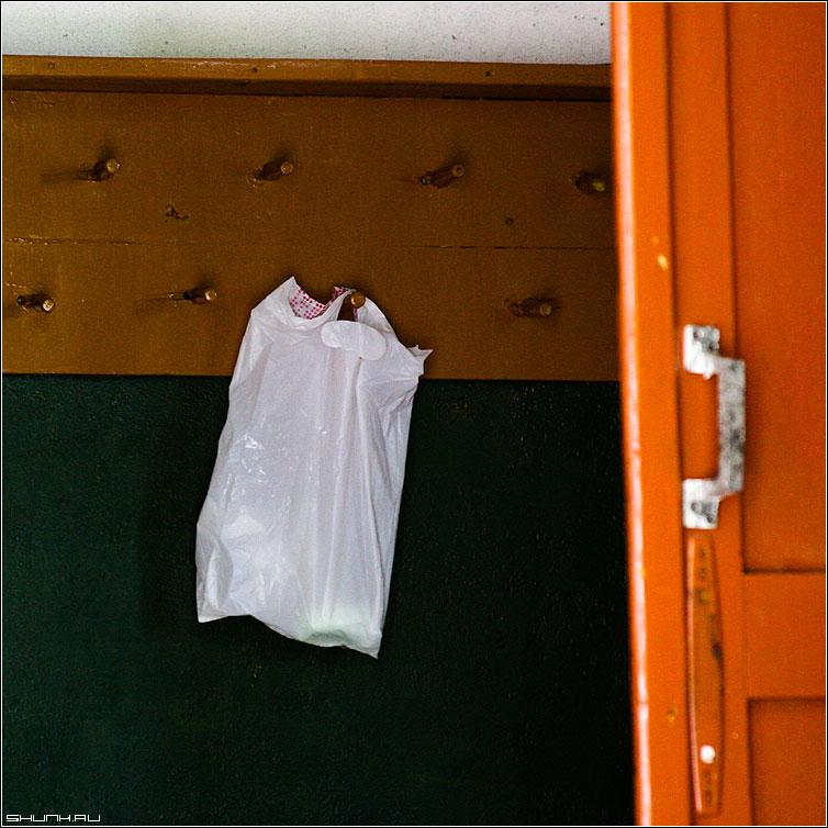 Пакет - пакет дверь ручка элемент фото фотосайт