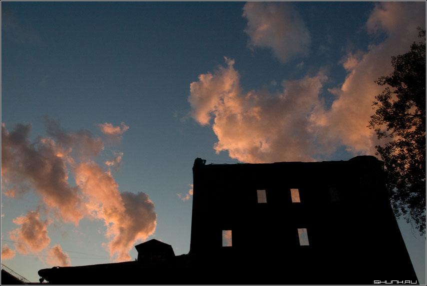 Да здравствует Король! - дягилев небо окна эрмитаж москва фото фотосайт