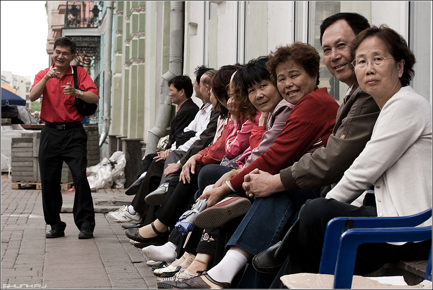 Гости столицы - арбат гости ряд сбор встреча столица фото фотосайт