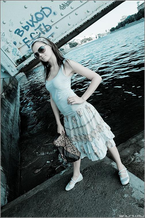 Выход есть - оляля cold набережная мост москворецкая фото фотосайт