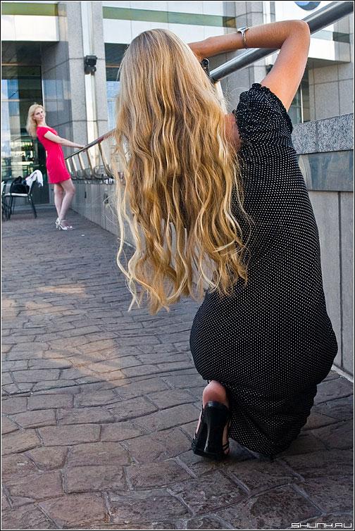 У каждой профессии запах особый - модель фотограф волосы блондинка фото фотосайт