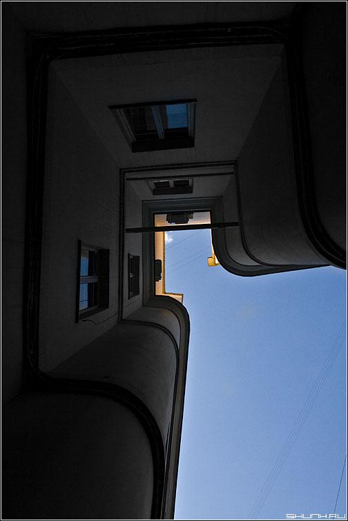 Небесный предрассудок - столица город дом небо архитектура предрассудок фото фотосайт