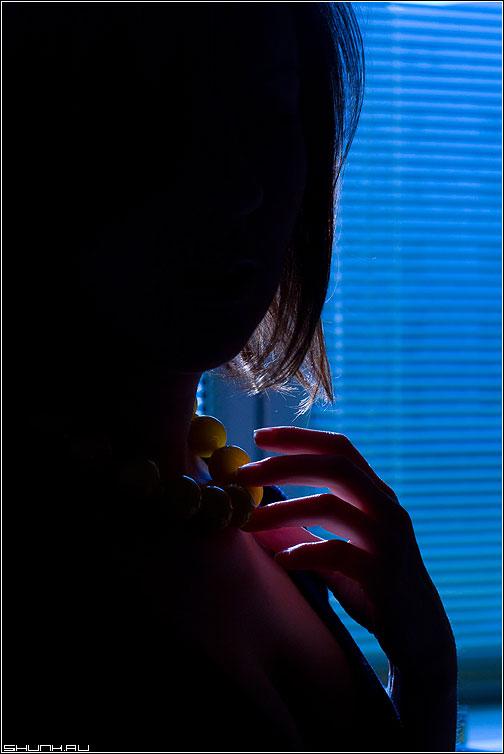 ...а сердце горит - портрет свечение свет цвет фото фотосайт