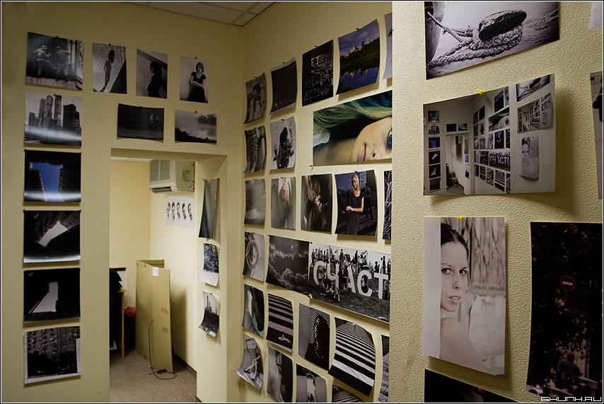 Стена 2 - выставка стена фотографии фотопечать фото фотосайт