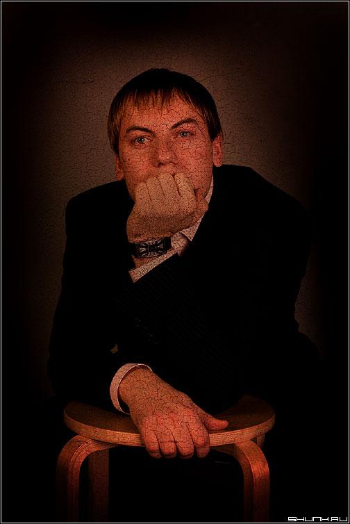 Александр Первый (портрет) - портрет обработка александр стилизация фото фотосайт