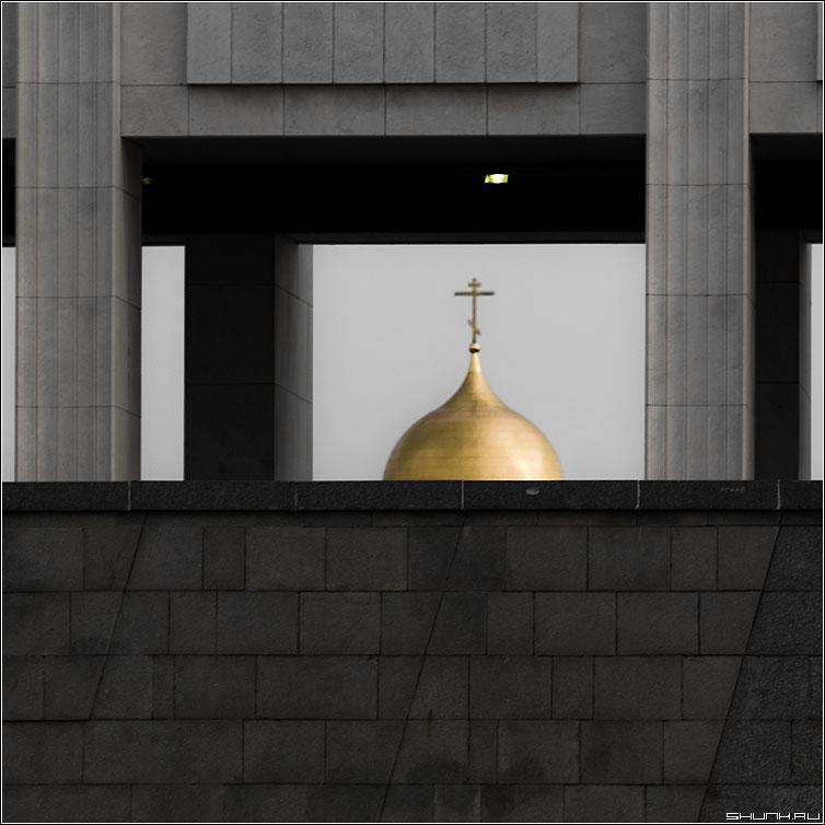 Наша вера - купол поклонка поклонная гора фото фотосайт
