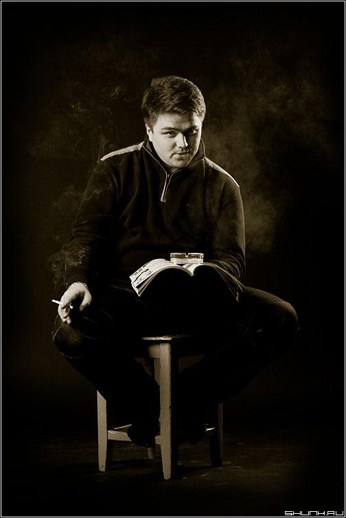Процесс - паша pitbul студия дым сигарета темное винтаж фото фотосайт
