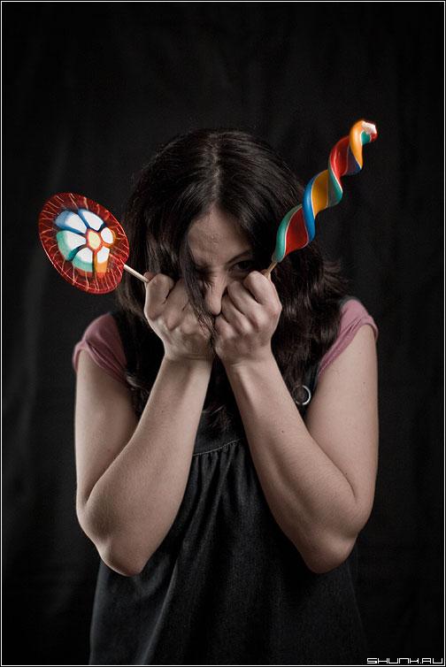 Детство с носом - студия карамельки конфеты нос джу фото фотосайт