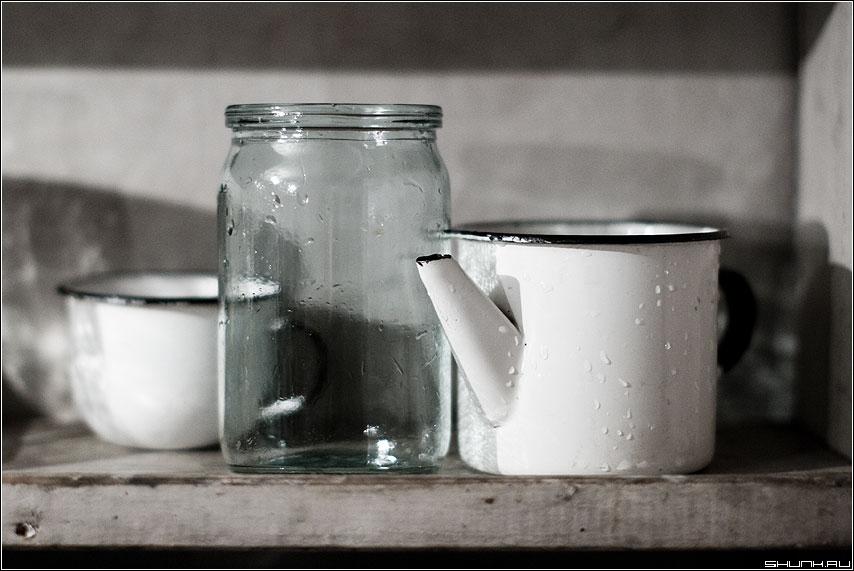 Симпл - кружка банка кофейник натюрморт симпл деревня фото фотосайт