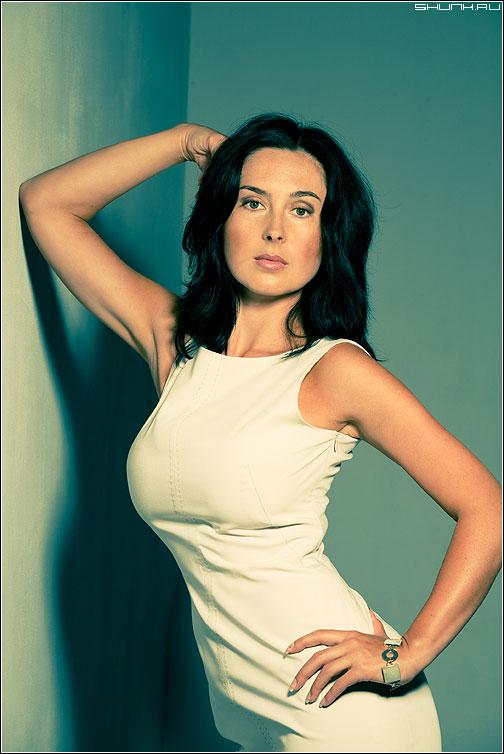 ...С оттенком... - студия юлия платье цвет портфолио портрет фото фотосайт