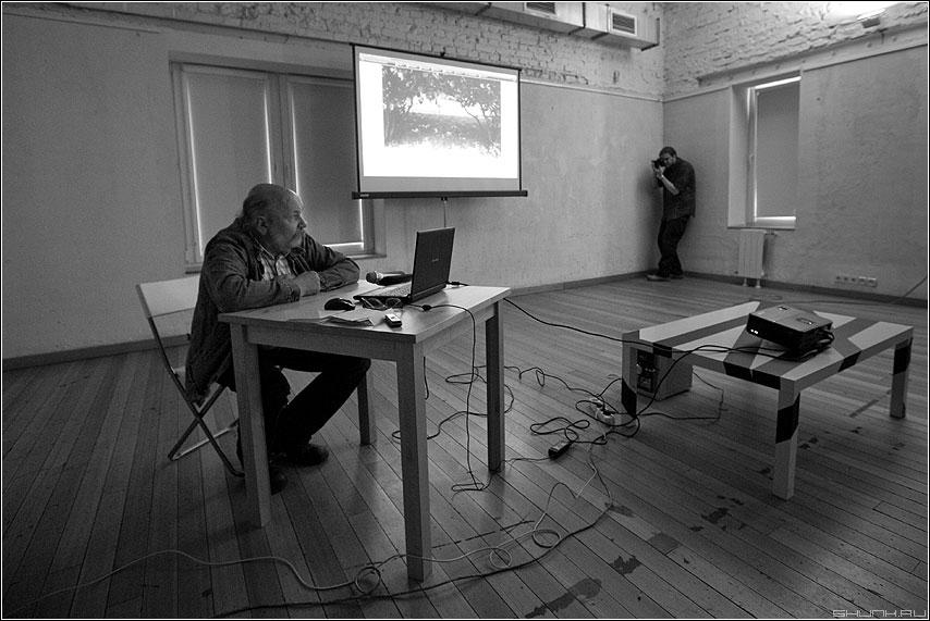 Слюсарев А.А. - слюсарев семинар фотограф чёрнобелое мегафотограф встреча фото фотосайт