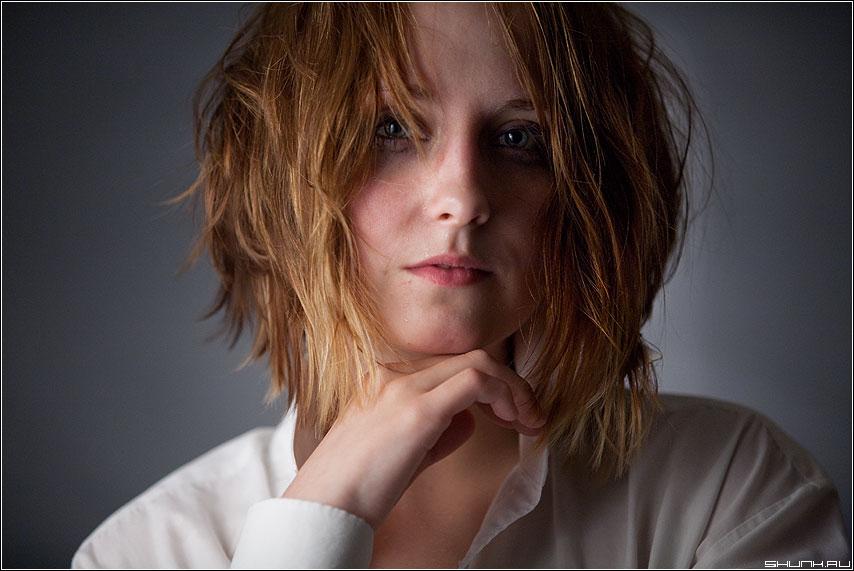 Пробы пера - портрет любан цвет рука волосы хэир фото фотосайт
