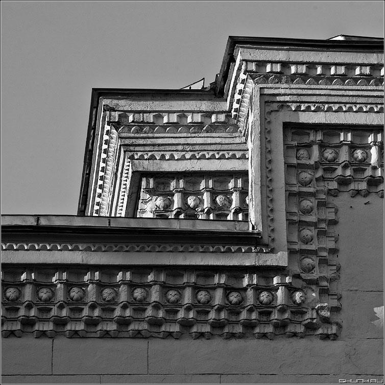 Лепнина - квадратное вднх лепнина бордюр архитектура фото фотосайт