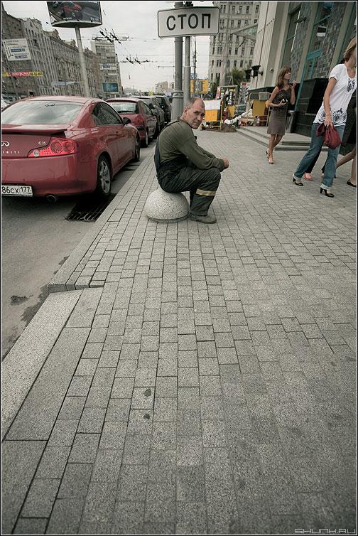 Разнорабочий - профессия разнорабчий отдых улица брусщатка фото фотосайт
