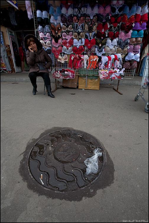 Мечта свиноматки - рынок женщина бюстгальтеры рынок колодец фото фотосайт