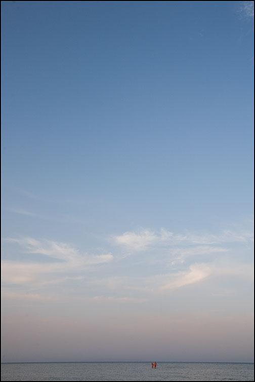 Вдвоем... - небо парочка онона двое египет красноеморе фото фотосайт