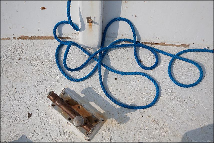 Завитушки - трос яхта канат элементы море египет фото фотосайт