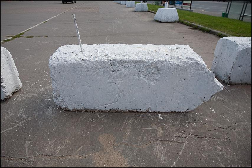 Мел судьбы - мел блок уличное элемент белый фото фотосайт