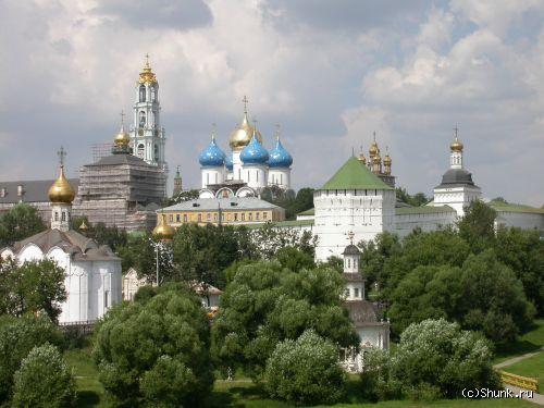 Сергиев... ??? - монастырь сергиев пассат фото фотосайт