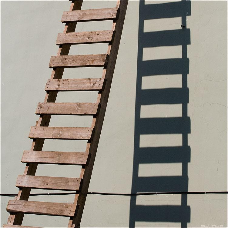 Вверх - лестница ступени вверх тень квадратное фото фотосайт