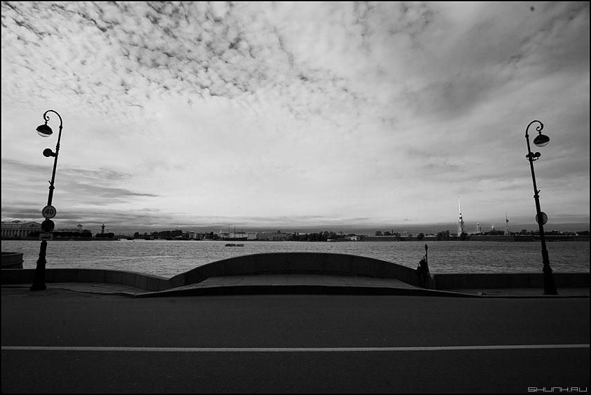 Фонари - набережная фонари питер санкт-петербург фото фотосайт