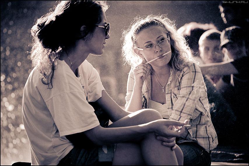 Скоро лето - девушки манежка обработка лето чупачупс фото фотосайт