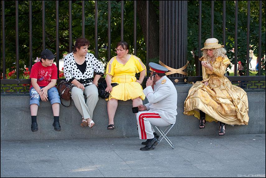 * * * - сталин люди платье разные манежка телефон фото фотосайт