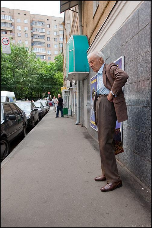 * * * - дедушка уличное улица проходя фото фотосайт