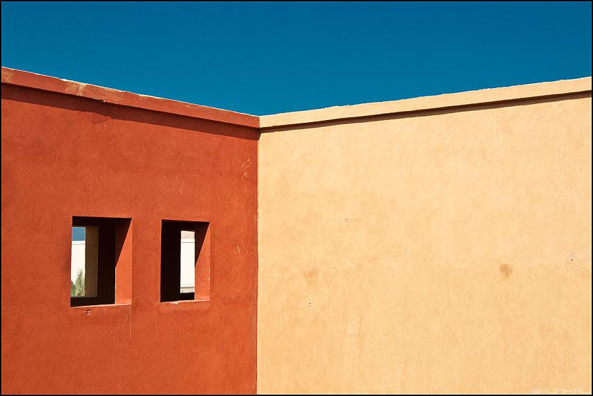Для галочки - три цвета египет архитектура стены предрассудок фото фотосайт