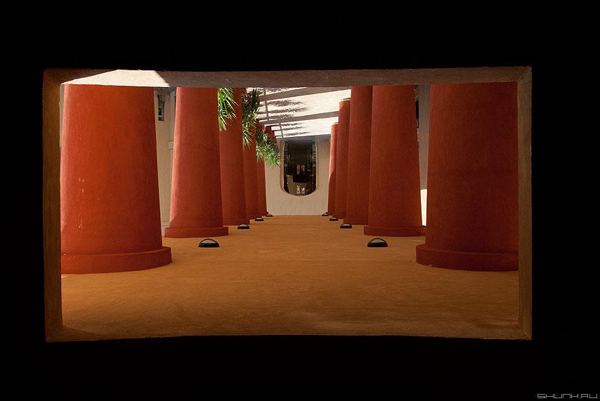 Перевертыш - египет архитектура колонны предрассудок фото фотосайт