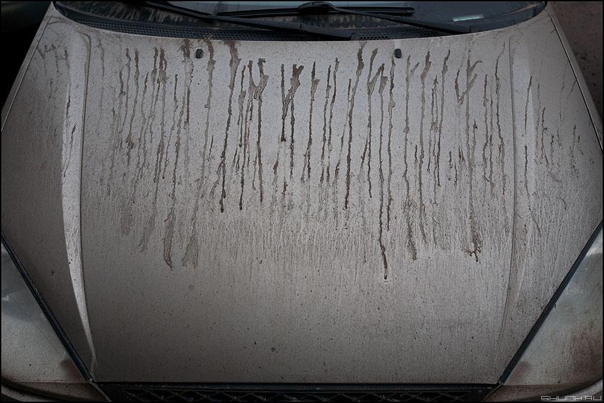 Тушь потекла - слезы грязь капот тушь женское фото фотосайт